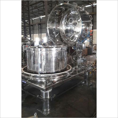 Pharma Centrifuge Machine