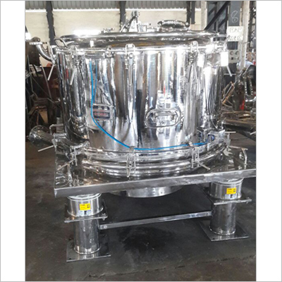 Filtration Centrifuge Machine