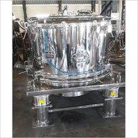 Filtration Centrifuge Machine