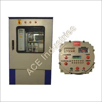 Automation of Bottom Discharge Centrifuge