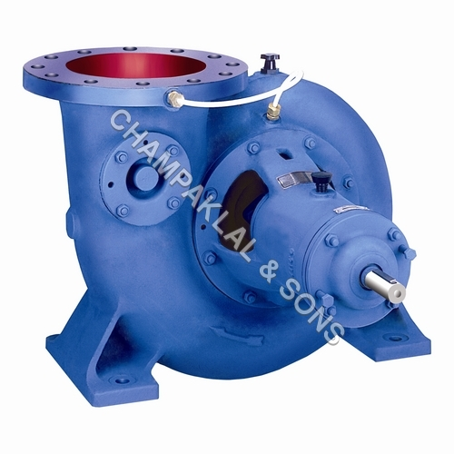 Mixed Flow Pump : MF series