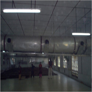 Mixing Chamber Duct Parts