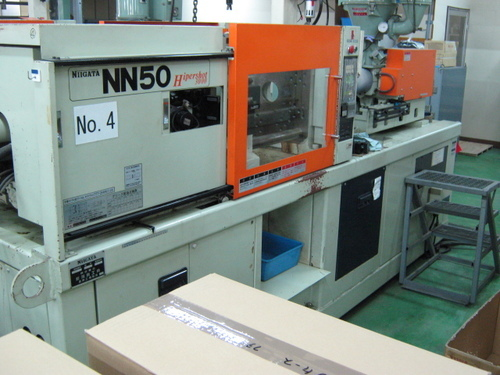 Nigitas Hydraulic Injection Molding Machine