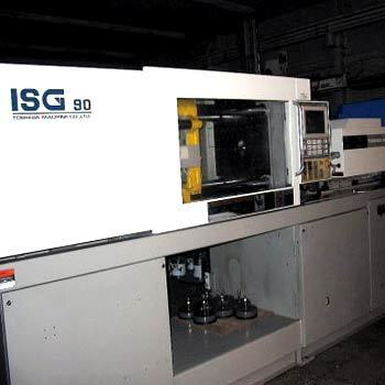 Toshiba Hydraulic Injection Molding Machine