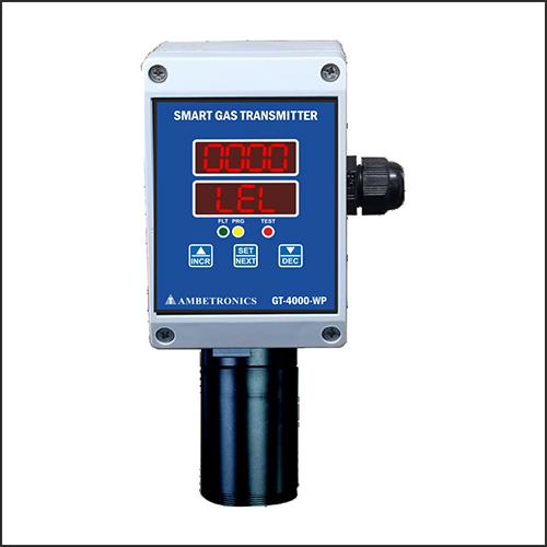 LPG Gas Leak Detector for Kitchen application