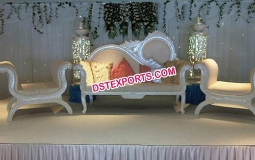 Asian Wedding Wooden Stylish Love Furniture