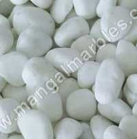 snow white tumble pebbles