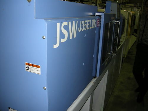 Heavy Duty Injection Moulding Machines