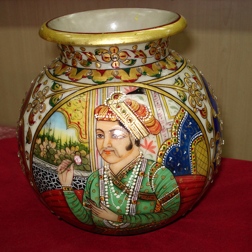 Flower Pot of India