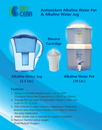 Alkaline POT and JUG - Alkaline POT and JUG Exporter