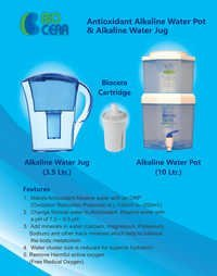 Alkaline POT and JUG