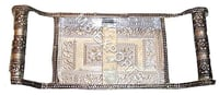 WHITE METAL HANDCRAFTED FANCY TRAY