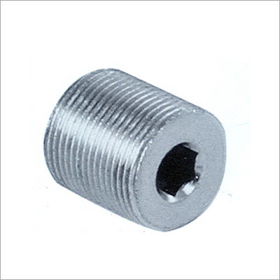 Tamper Proof Stopping Plug