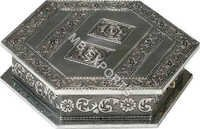 white metal fancy gift box wholesalers