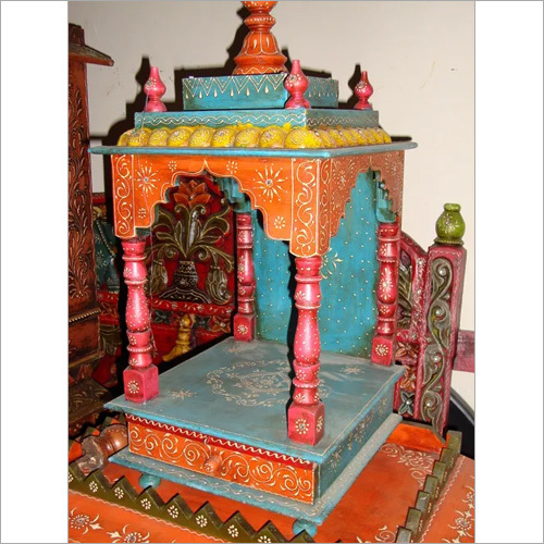 Wooden Temple