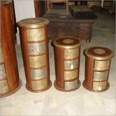 Indian wooden Metal Furniture