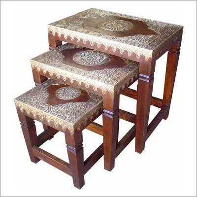 Indian Metal Fitting Furniture