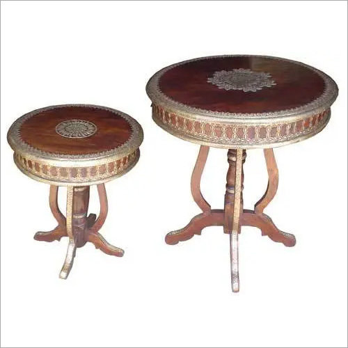 Decorative Metal Stool