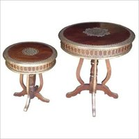 Indian Metal Fitting Furniture