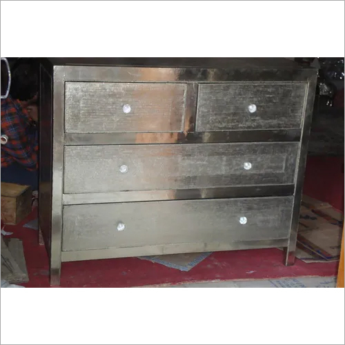 Decorative Silver  Furniture