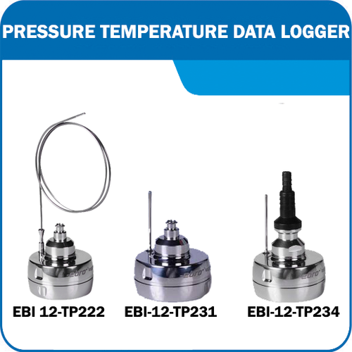 Pressure Data Logger