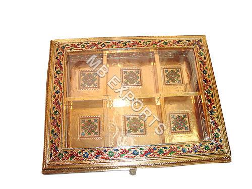 WHITE METAL MULTYUTILITY BOX IN INDIA