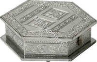 GERMAN SILVER DESINER GIFT BOX