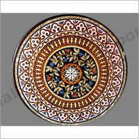 Marble Inlay Tabletops