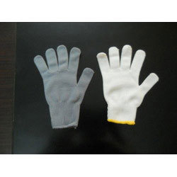 Polyster & Nylon KNitted Hand Gloves