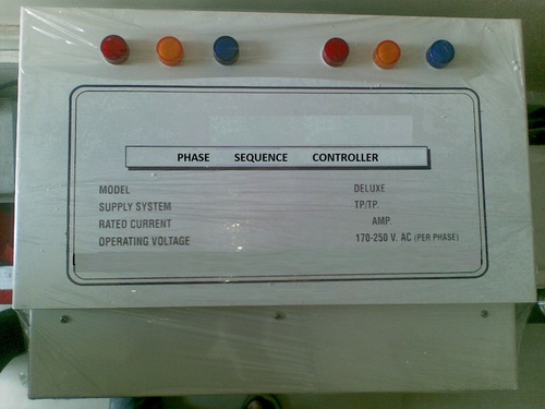 Phase Sequence Controller