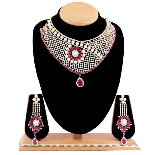 A.D.Designer Necklace Set