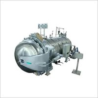 Yarn Steaming Machine