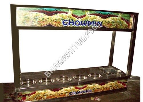 Chowmin Counter