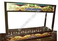 Chowmin Counter