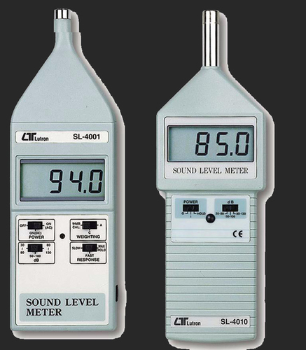 Sound Level Meter Lutron