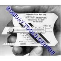 Adjustable Fillet Weld Gauge