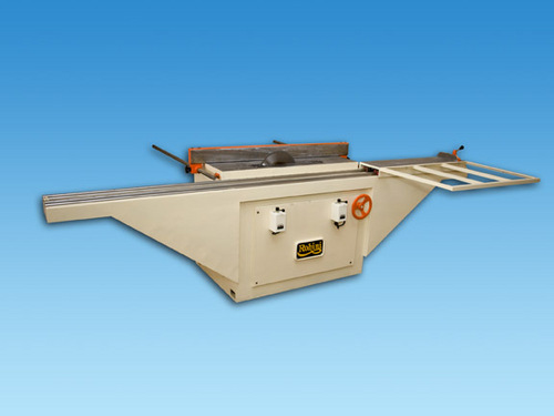 Sliding Table Circular Saw with Scoral saw