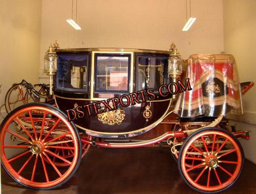 Beautiful Royal Carriage