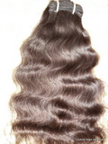 Indian Curly Machine Weft