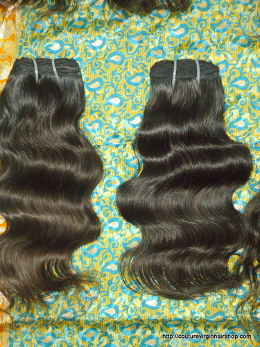 Wavy Micro Weft Hair