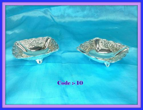 Double Dish Set With