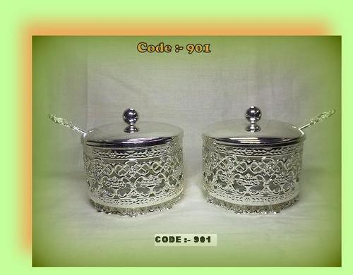 Burni set with Glass fittings