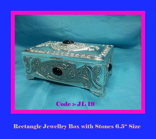 Rectangle Jewellery Box