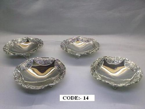Nut Dishes Set of 4 Pcs.