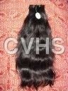 loose Curly machine weft