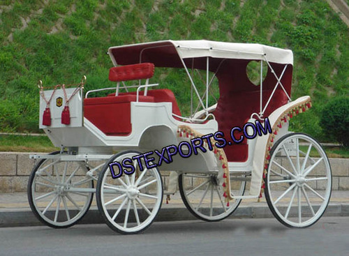Wedding Horse Drawn Carriage
