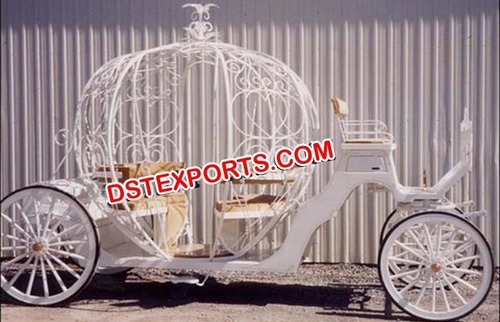Beautiful Cinderella Carriage