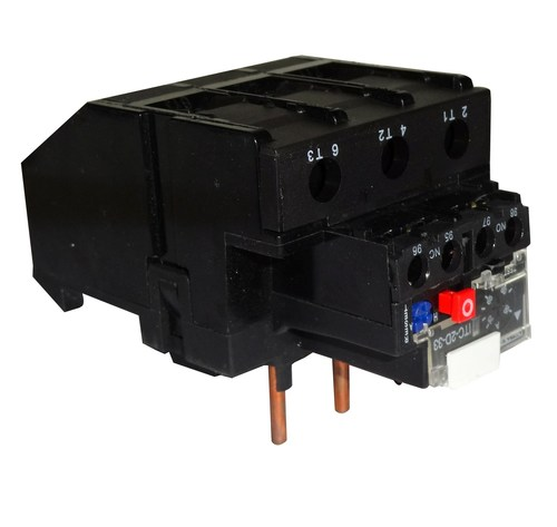 AC CONTACTORS THERMAL OVERLOAD RELAYS