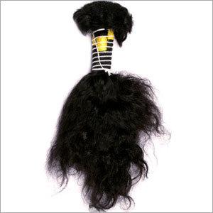 Natural Curly Black Hair