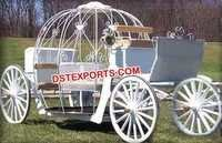DESIGNER CINDERALA CARRIAGE
